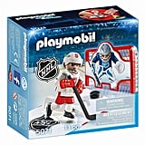 Playmobil NHL Hockey Shooting Pad Playset