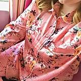 A Close-Up of My Favourite Pajama Set