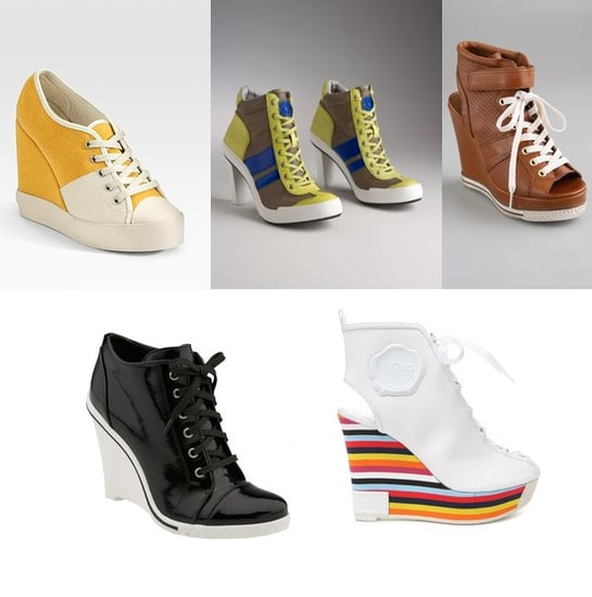 Shopping: Sneakers Get Some Height