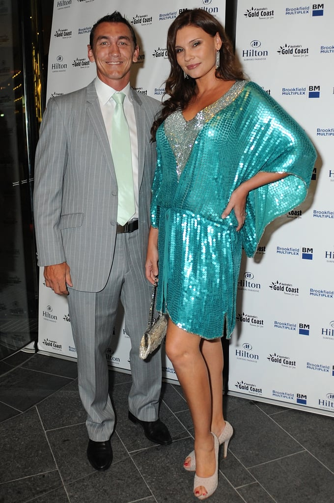 Mat Rogers and Chloe Maxwell