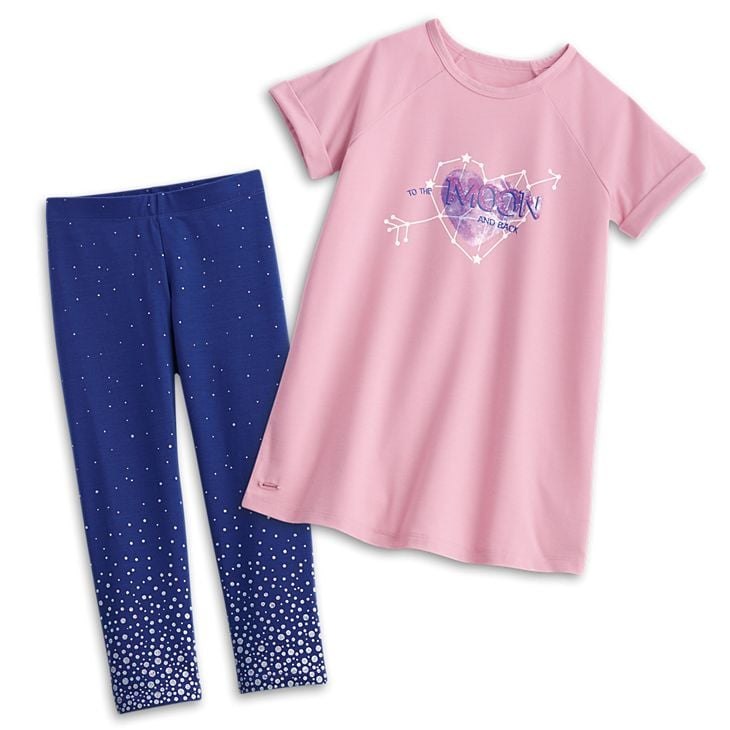 Comfy PJs For Girls