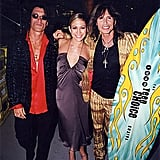 Jennifer Lopez and Aerosmith