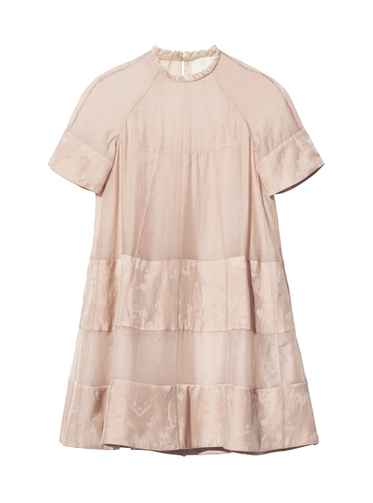 H&M Conscious Collection A-Line Lyocell-Blend Dress ($70)