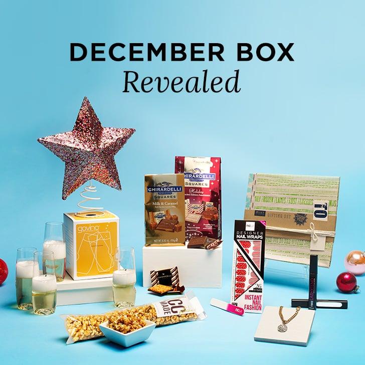 POPSUGAR Must Have December 2012 Box Reveal