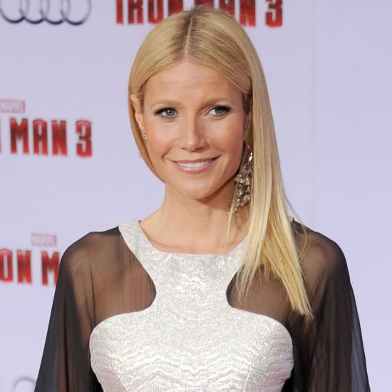 Gwyneth Paltrow Hugo Boss Perfume Deal