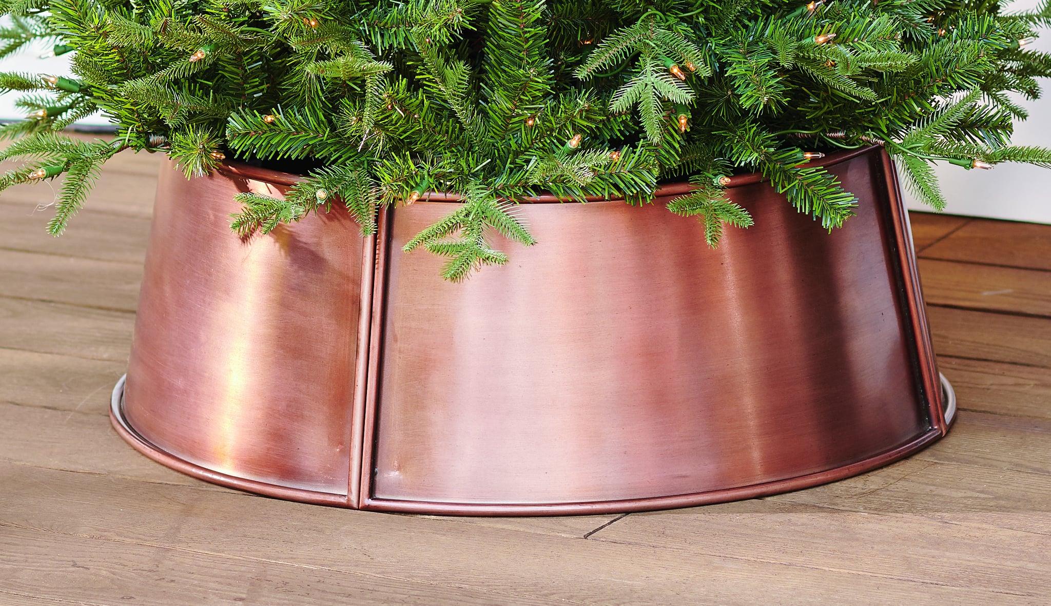 Metal Tree Collar Best 2019 Christmas Decor At Grandin Road Popsugar Home Australia Photo 19