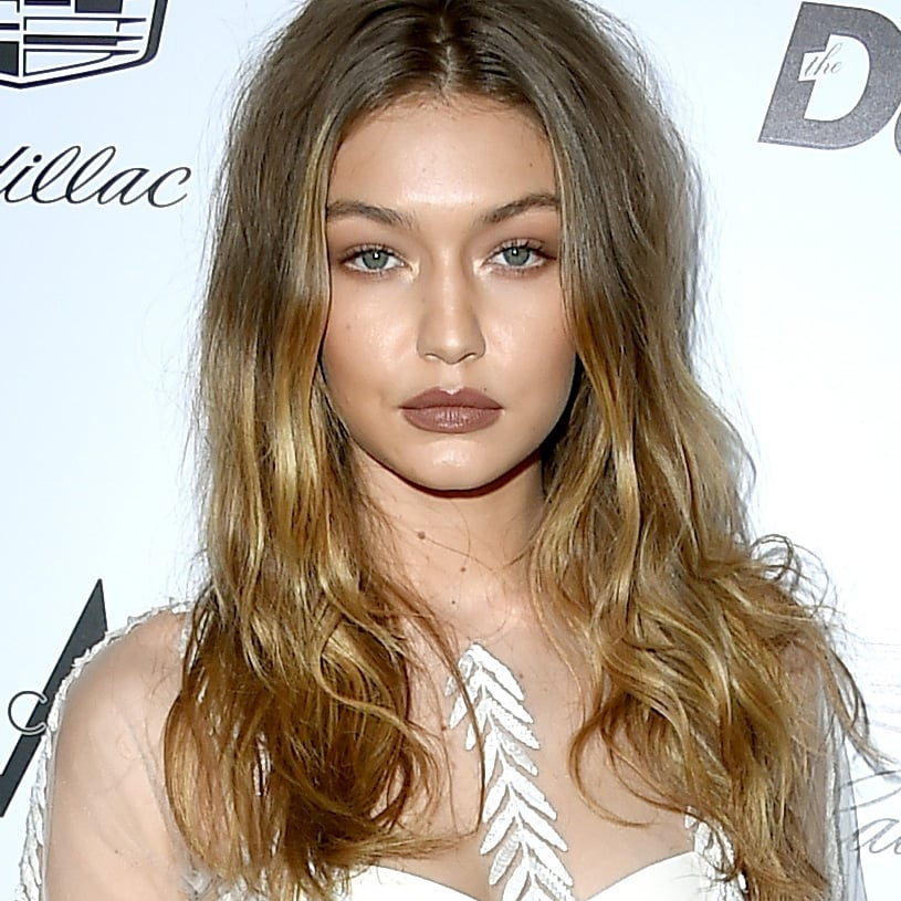 Gigi Hadid Makeup How-To | Fashion Awards 2016 | POPSUGAR Beauty