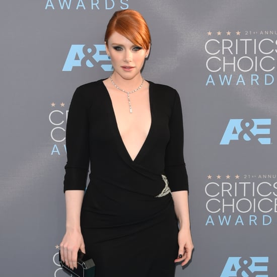 Bryce Dallas Howard Got Critics' Choice Awards Dress Online