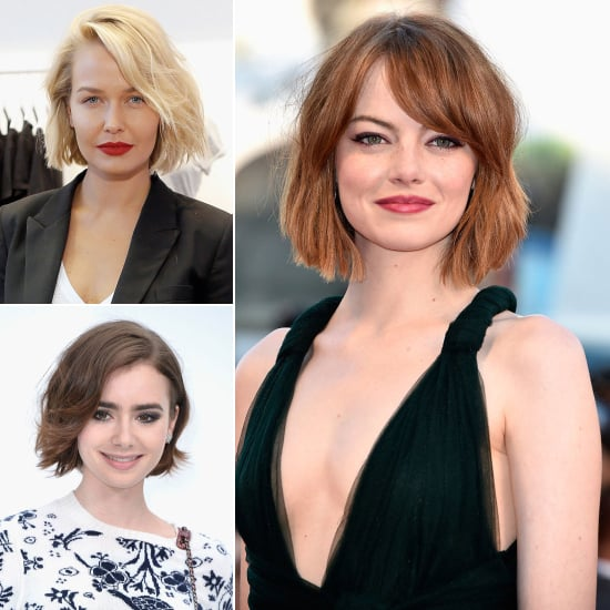 How to Style a Bob Hair Cut