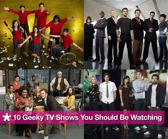 10 Geeky TV Shows You Should Be Watching
