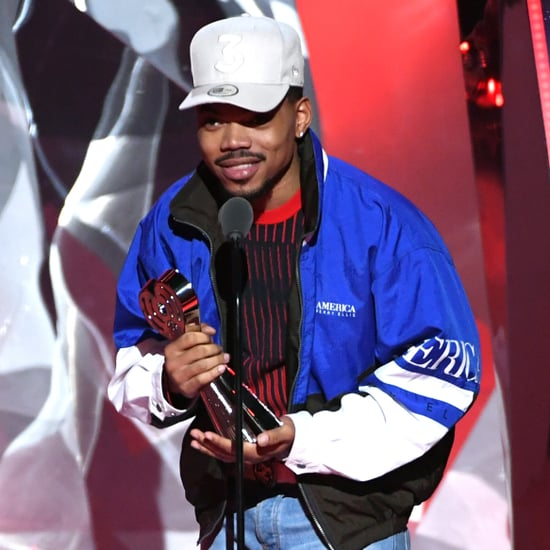 Chance the Rapper's Speech at iHeartRadio Music Awards 2018