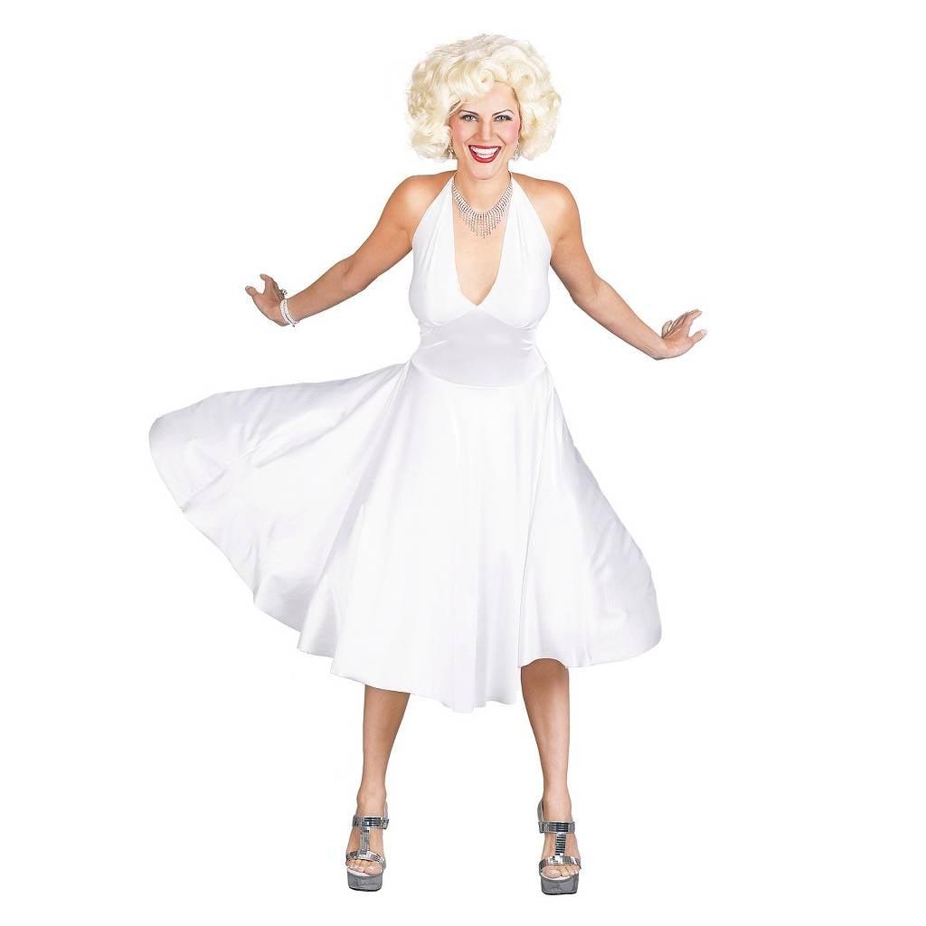Marilyn Deluxe Costume