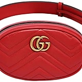 Gucci Gg Marmont 2.0 Leather Belt Pack