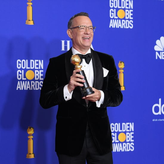 Tom Hanks's Acceptance Speech 2020 Golden Globes Video