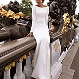 Style of Blossom Wedding Dress