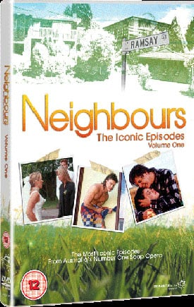 Review of Neighbours The Iconic Episodes Volume 1 DVD