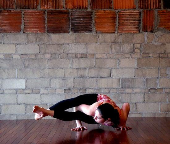 Strike a Yoga Pose: Eight Crooked Limbs
