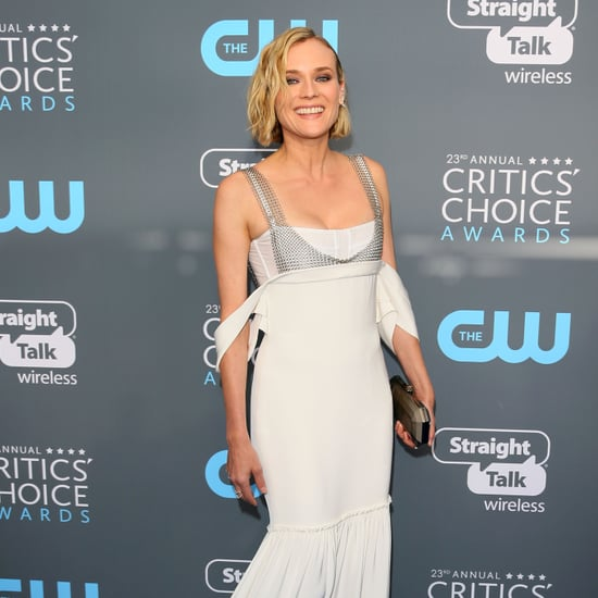 White Dresses at Critics' Choice Awards 2018