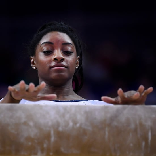 Simone Biles Talks About Her Goals Before the Tokyo Olympics