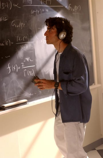 Geek of the Week: David Krumholtz from NUMB3RS
