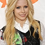 Avril Lavigne in 2006
