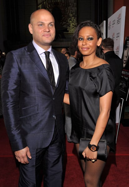 Photos of Mel B on the Red Carpet at Bad Lieutenant Premiere in London 2009-11-05 01:14:19