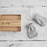 Plush Knit Hand Warmers