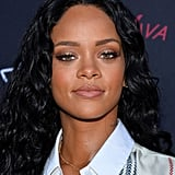 At a brunch for Roc Nation in 2014, Rihanna wore this flesh-toned mauve (and slightly darker lip liner) that drew attention to her beautifully defined cupid's bow.