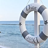 Dior Lifeguard Rescue Tubes Will Be a Prized Possession Following the Show