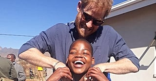 Prince Harry Makes a Solo Trip to Africa to Support His Charity Sentebale