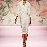 Spring 2011 New York Fashion Week: Monique Lhuillier 2010-09-13 16:04:20