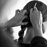 Topsy Tail Ponytail Plait Hair How-To