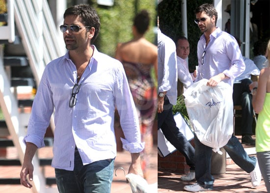 Photos of Full House's John Stamos Shopping in LA