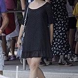 Rachel McAdams Filming The Vow in Toronto