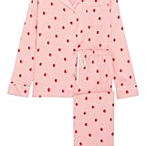 DKNY The Match-Up Polka-Dot Pajama Set