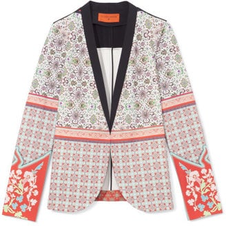 I have never thought of myself as a prints person — until I discovered Rozae Nichol's intricate designs for Clover Canyon. This Old Cow Hand Jacket ($495) will take my white jeans to a whole new level this summer.  — MLG