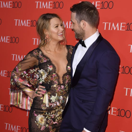 Blake Lively Instagram About Ryan Reynolds April 2017