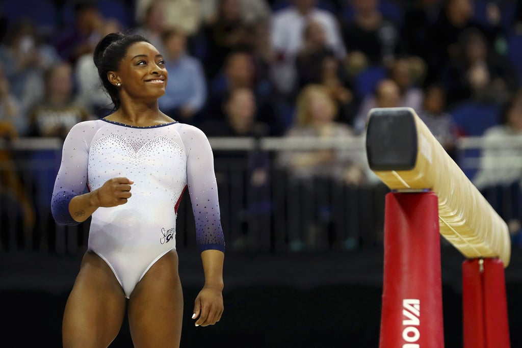 Simone Biles Has 2 Gymnastics Skills Named After Her Already — Here's How That Happens