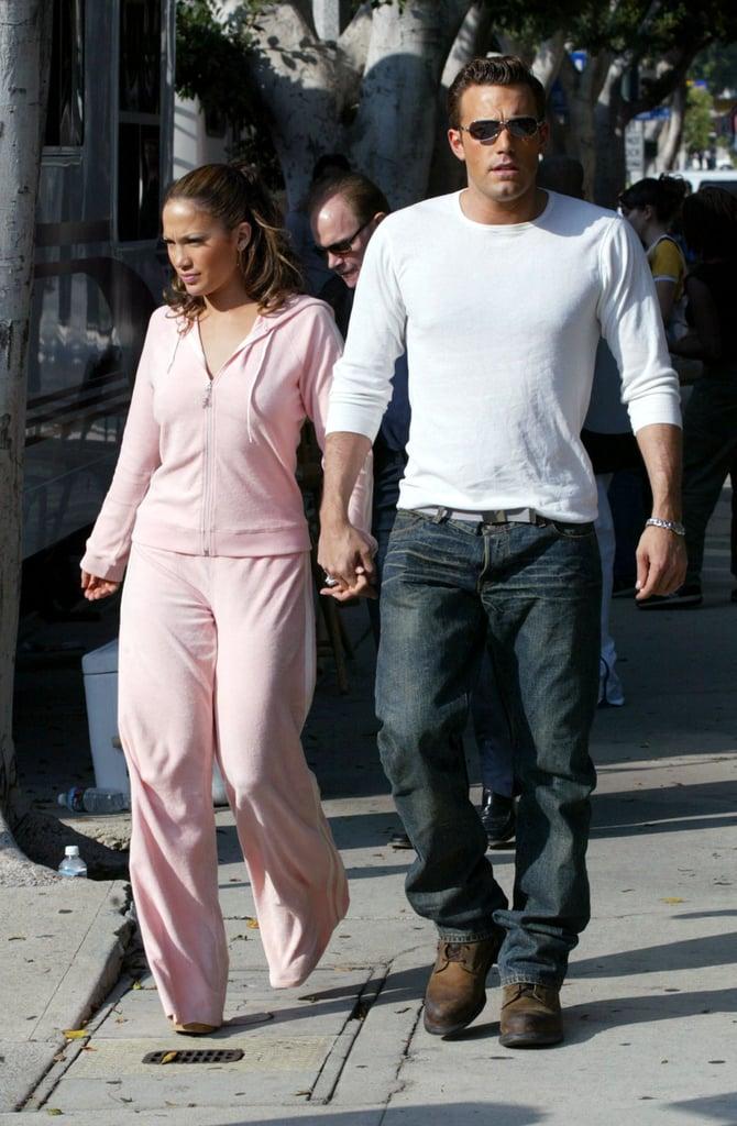 Jennifer Lopez and Ben Affleck's Best Couple Style Moments