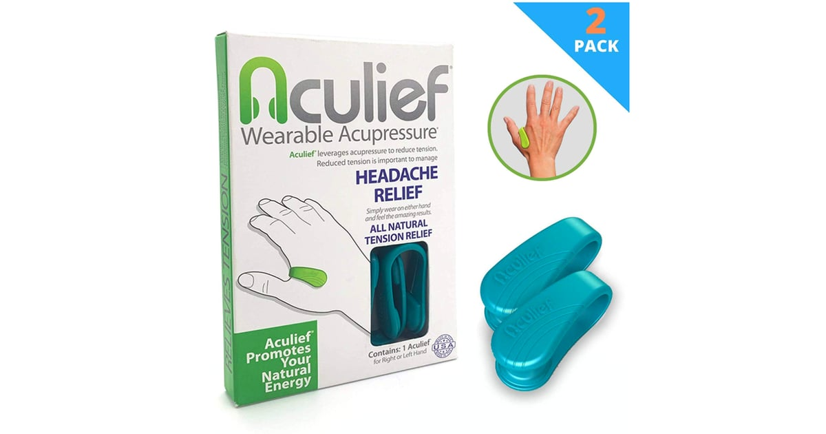 Aculief   Relieve Head and Muscle Tension With Wearable ...