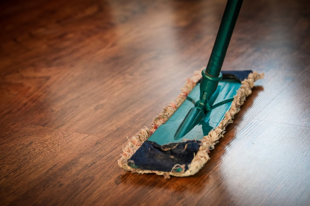 Kick Up Your Cleaning Routine