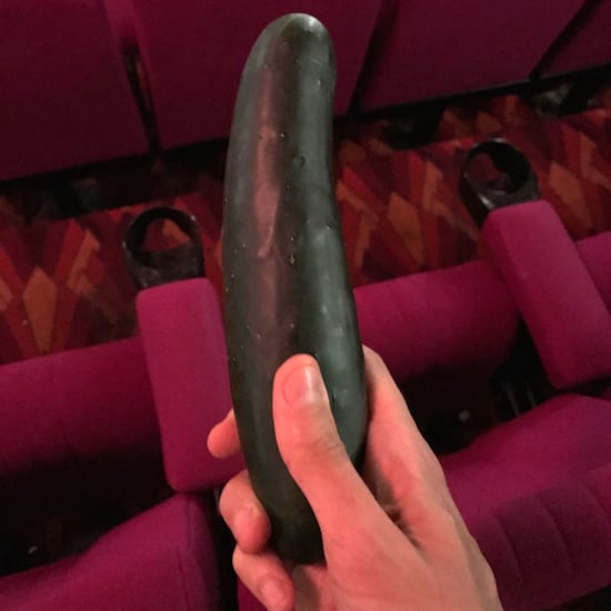 Cucumbers at Fifty Shades Darker Screenings