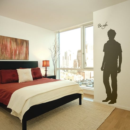 Etsy Find: Edward Cullen Life-Size Wall Decal