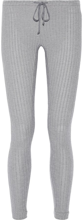 Eberjey Cozy Rib Stretch Modal-Blend Pants ($75)