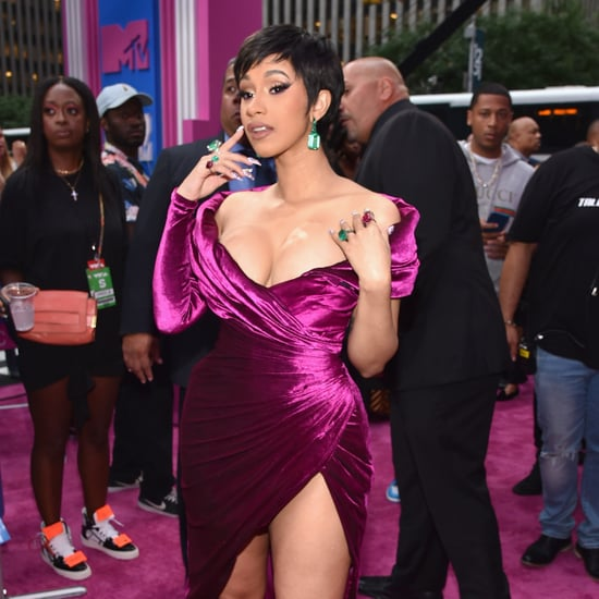 Cardi B's Dress at MTV VMAs 2018