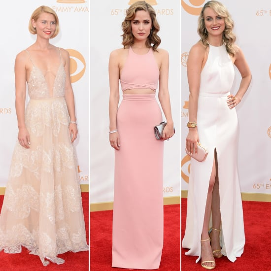 2013 Emmy Awards Best Dressed
