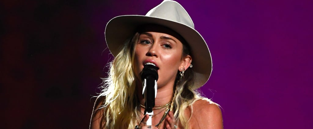 Miley Cyrus Tears Up Singing Her Hit Song About Liam Hemsworth