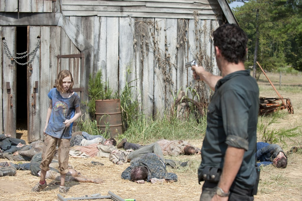 Differences Between the Walking Dead TV Show and Comic