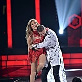 When Maluma Couldn't Keep His Hands Off Thalia (and We Couldn't Blame Him)