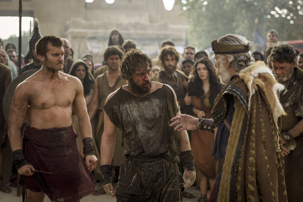 Troy: Fall of a City, Season 1   New Movies on Netflix in